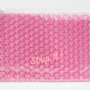 Strip It Bubble Pouch