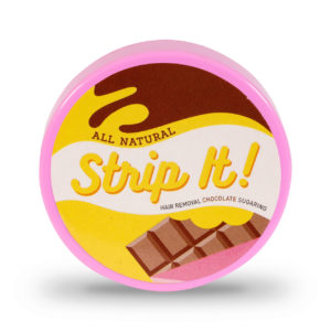Strip It Chocolate Sugaring